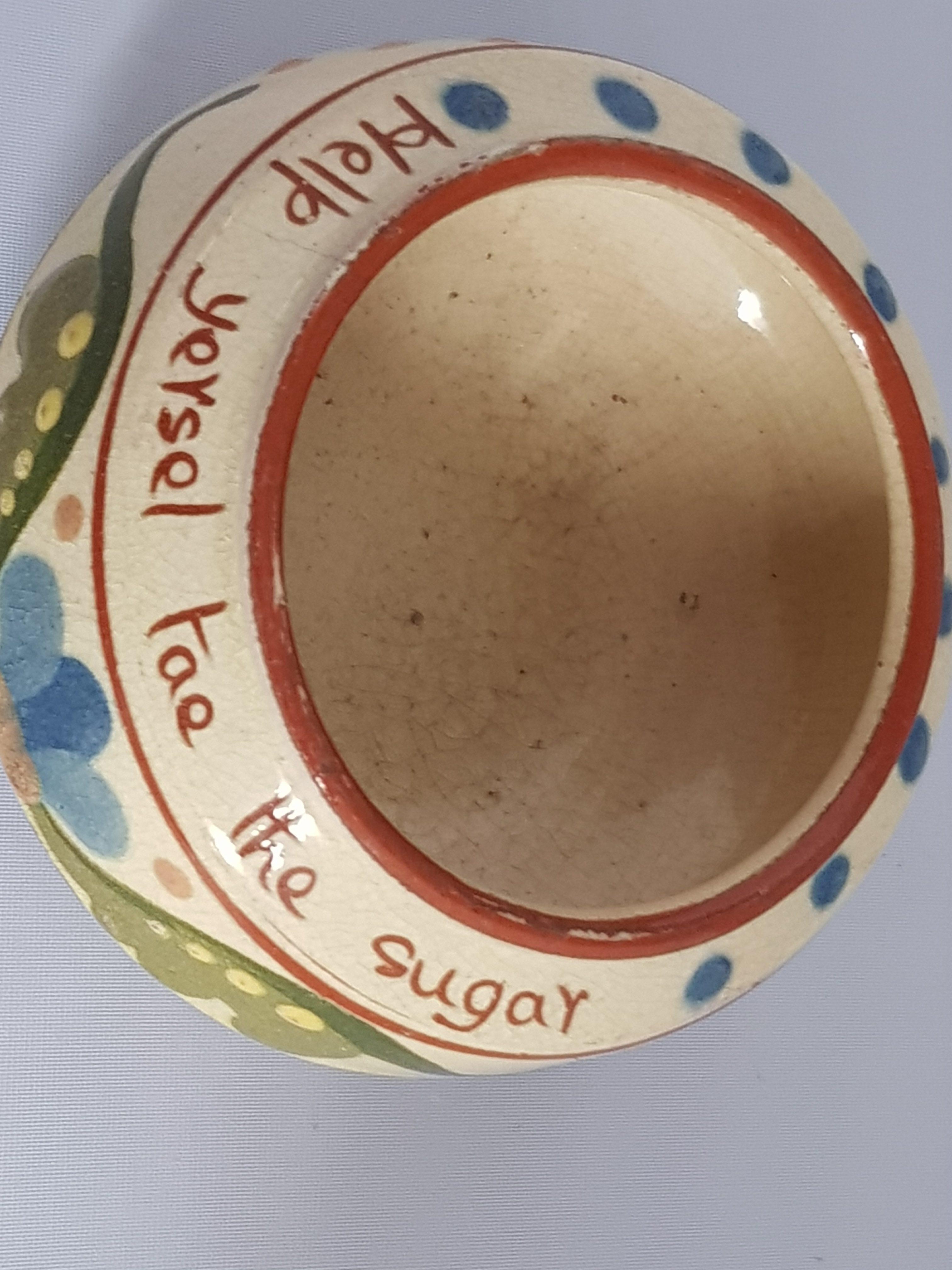 Aller Vale Sugar Bowl