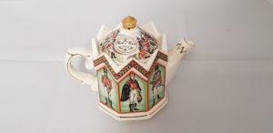 Sadler Duke of Wellington Teapot